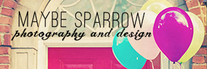 Maybe Sparrow Photography & Design