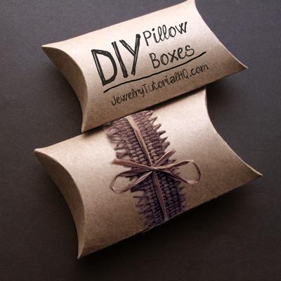 Diy Jewelry Pillow Bo
