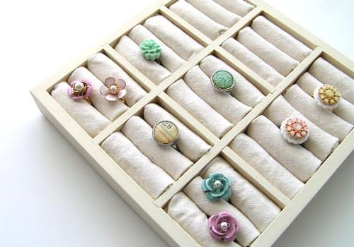 DIY ring display tutorial
