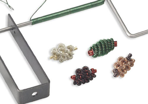 coiling gizmo - how to make coiled wire beads tutorial